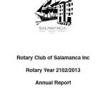 Annual Report 12:13